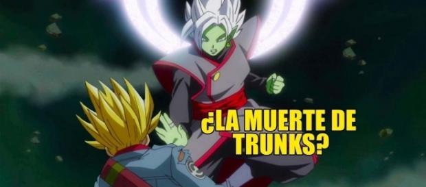 Dragon Ball Super Capítulo 66, 67, 68, 69 - ¿La muerte de Trunks del Futuro?