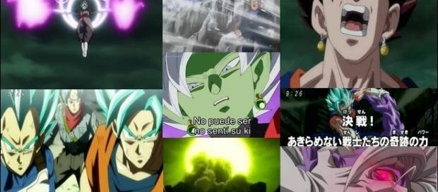 Dragon Ball Super : Octavio se sacrifica por Goku