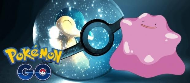 Este es el escurridizo Ditto que parece llegará pronto a Pokémon Go.