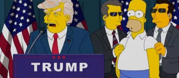 Flashback: Watch 'The Simpsons' Predict President Trump in 2000 ... - rollingstone.com