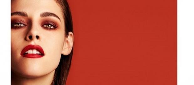 Maquillaje de Kristen Stewart para Chanel