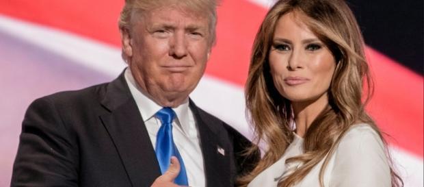 Melana Trump vicino al The Donald, ecco le curiosità sulla donna