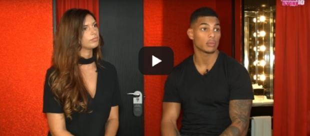 Première interview en couple pour Maéva et Marvin de SS10