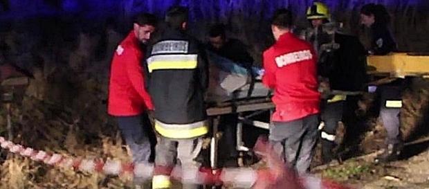 Vítima mortal era um dos ocupantes do camião que foi abalroado pelo comboio