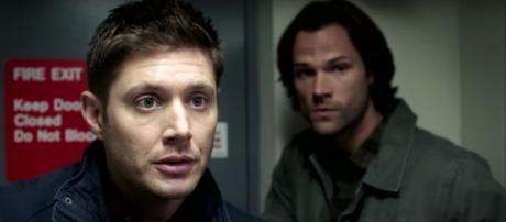 Dean (Jensen Ackles) and Sam (Jared Padalecki) in 'Supernatural'/Photo via screencap, 'Supernatural'