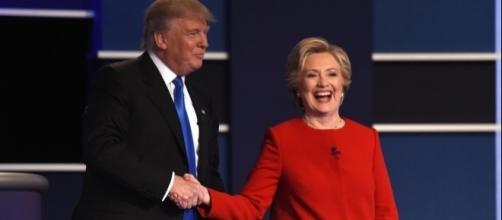 EEUU se disputa entre Hilary Clinton y Donald Trump.