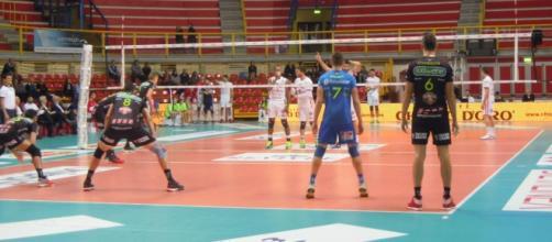 Fasi di gioco Revivre Milano - Kioene Padova