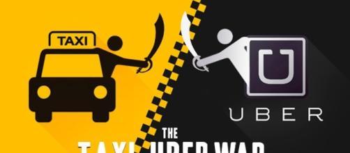 Guerra declarada dos taxistas cuiabanos contra o app de transporte de passageiros