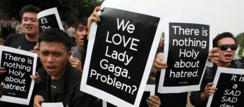 Lady Gaga takes criticism from Thailand's government ... - lehighvalleylive.com