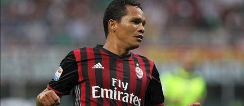 """Milan, attento a Bacca. Parla l'agente: """"Sta bene in rossonero, ma ... - fantagazzetta.com"""