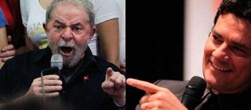 O ex-presidente acusa Sergio Moro de abuso de autoridade, além de outros crimes