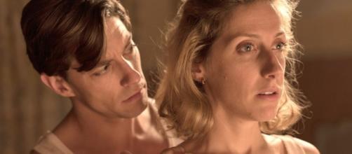 Rita habla con su marido, Pedro. /Tve1