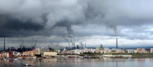 Taranto, lo stabilimento dell'Ilva