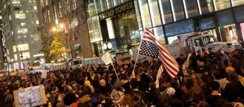 Thousands Across the US Protest Donald Trump's Presidential ... - go.com