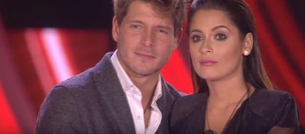 Alessia Macari al fianco di Gabriele Rossi