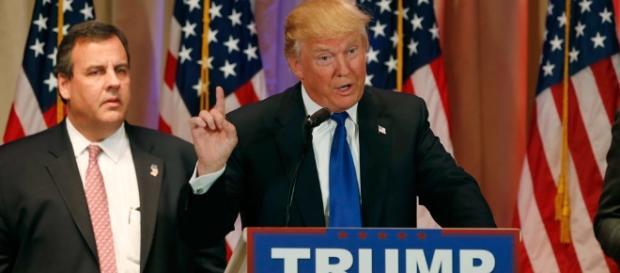 Donald Trump, primo discorso da Presidente