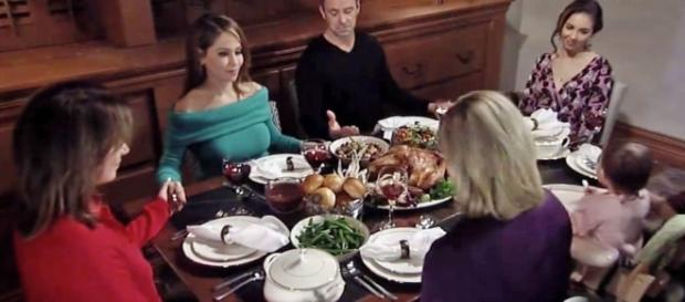 'General Hospital' Thanksgiving spoilers (via Blasting News image library - sheknows.com)