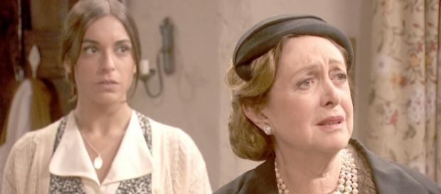 Il Segreto, trame dicembre: Nicolas fa pace con Donna Fuensanta