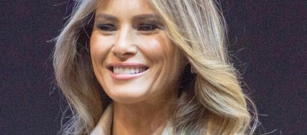Melania Trump sostituirà Michelle Obama nel ruolo di First Lady