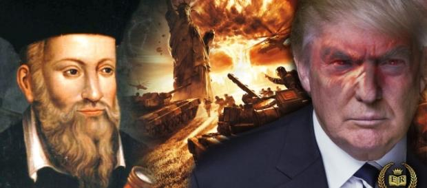 Nostradamus Allegedly Saw Donald Trump As The Anti-Christ Who'll ... - elitereaders.com