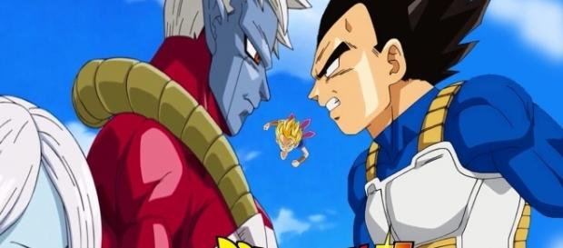 Nueva Saga de Dragon Ball Super