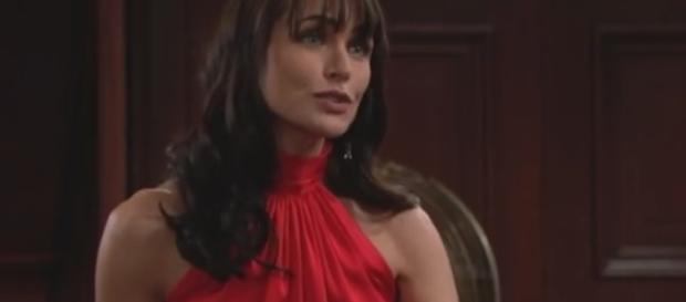 Quinn extends an olive branch to Steffy and asks for her help, via CBS.com