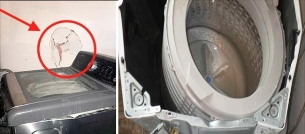 Samsung faz recall de 2,8 milhões de máquinas de lavar roupa