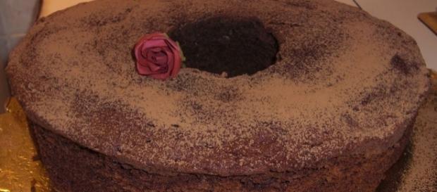 Torta nera pazza di Anna Moroni