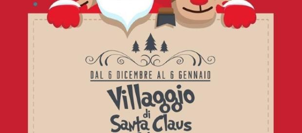 Villaggio di Santa Claus a Salerno.