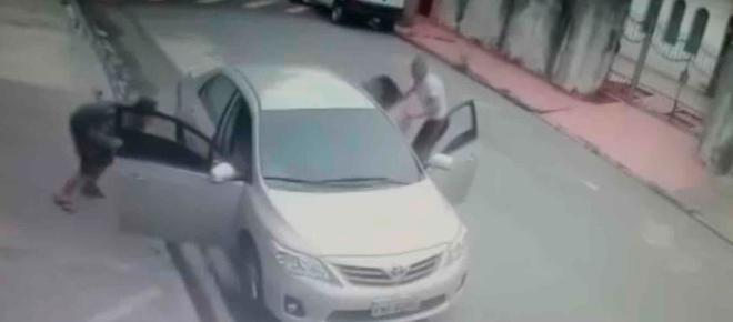 Brasil: Assaltantes mortos por motorista da Uber
