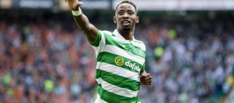 Moussa Dembele grabs treble as Celtic thrash Rangers - The Irish News - irishnews.com