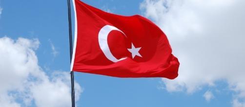 Drapeau Turquie - Négociations UE - CC BY