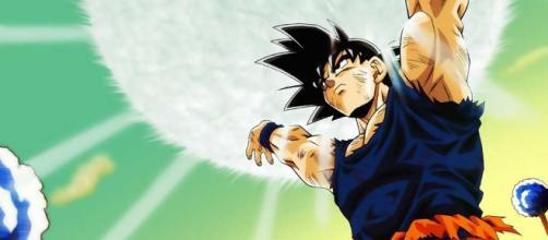 El Ataque Bola Genkidama de Goku
