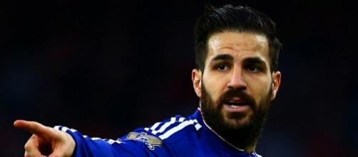 Il Milan vuole chiudere per Fabregas