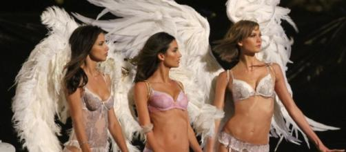 Les Anges de Victoria's Secret à Paris