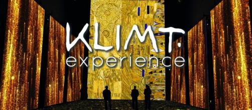Mostra 'Klimt Experience' a Santo Stefano al Ponte
