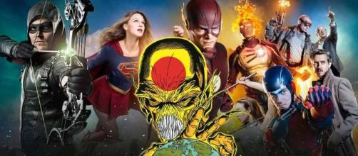 Series] La trama del crossover entre las cuatro series DC de The ... - blogdesuperheroes.es