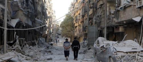 Syrie : pourquoi la bataille d'Alep est-elle si importante ? - francetvinfo.fr