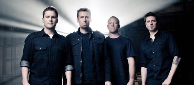 A banda canadense Nickelback / Imagem: Reprodução