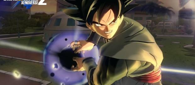 First Screenshots Of Black Goku In Dragon Ball Xenoverse 2 - attackofthefanboy.com