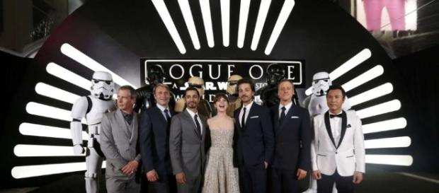 George Lucas says he loves Rogue One. So is his relationship with ... - scmp.com