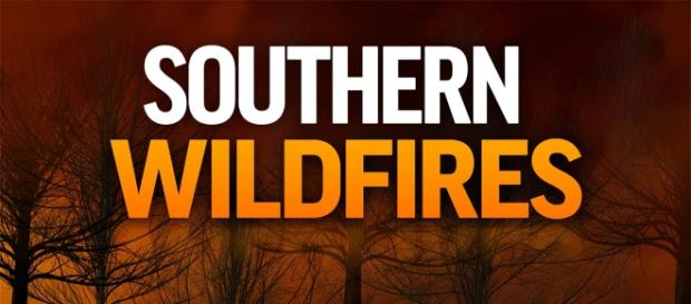 Raging Wildfires In South Force Evacuations In Tennessee - keloland.com