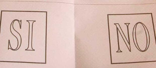 Scheda elettorale, è vietato fare fotografie dentro la cabina