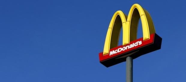Símbolo da rede de alimentação McDonald's (Foto: Reuters)