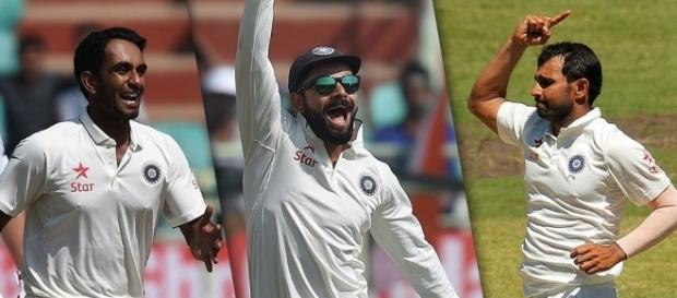 Spinners wrap up India's 246-run victory | Cricket | ESPN Cricinfo - espncricinfo.com