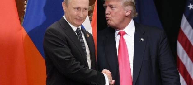 Trump e Russia vanno a braccetto: lo dichiara la CIA