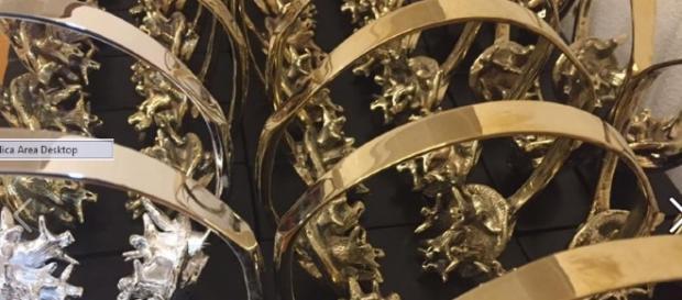 Tutto pronto per la cerimonia di consegna delle Cuffie d'Oro