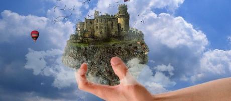 Los castillos en el aire, sueños permanentes del hombre