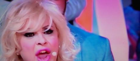Tina Cipollari insulta pesantemente Gemma Galgani.