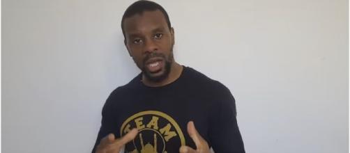 Anthony Small (Adulla Haqq) radical Islamist / Photo via Anthony Small Boxer Youtube